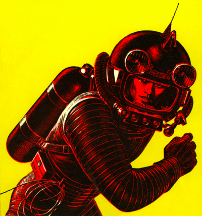 50s space suits - photo #17