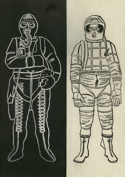 Suiting Up For Space