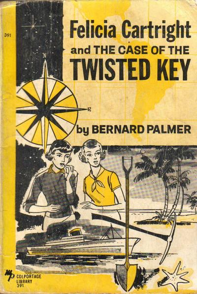 The Case of the Twisted Key