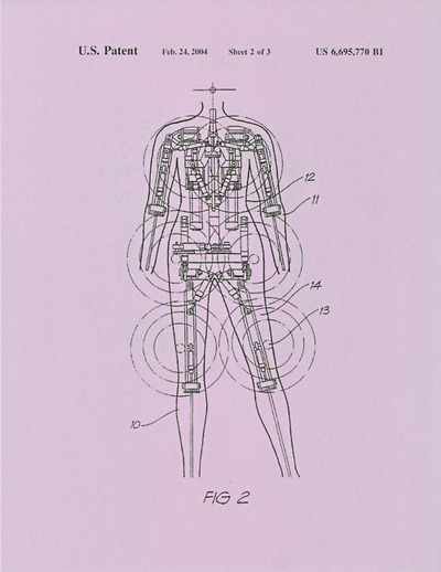 Drawings from U.S. Patent and Trademark Applications