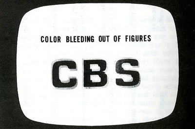 Color Bleeding Out of Figures