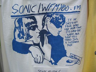 Sonic WFMYoo Shirt