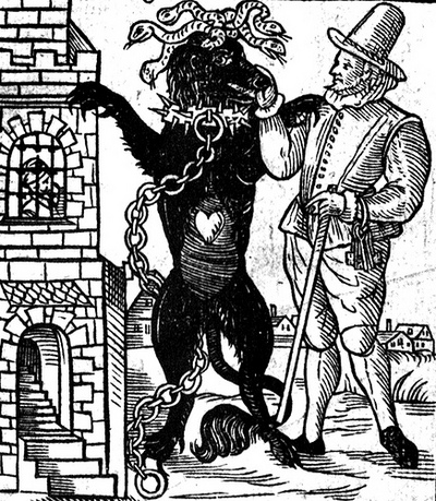 The Blacke Dogge of Newgate