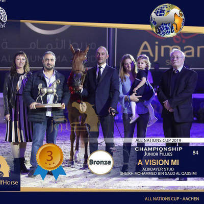 A VISION in Aachen | Success at Europe's Premier Event