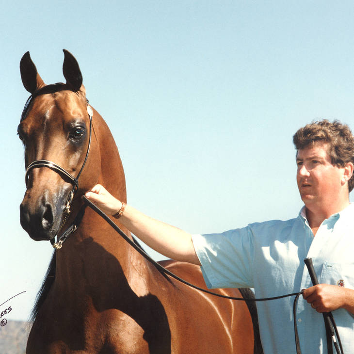 Greg Farrell with WARRANTY