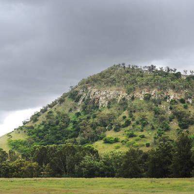Cronk Coar hill