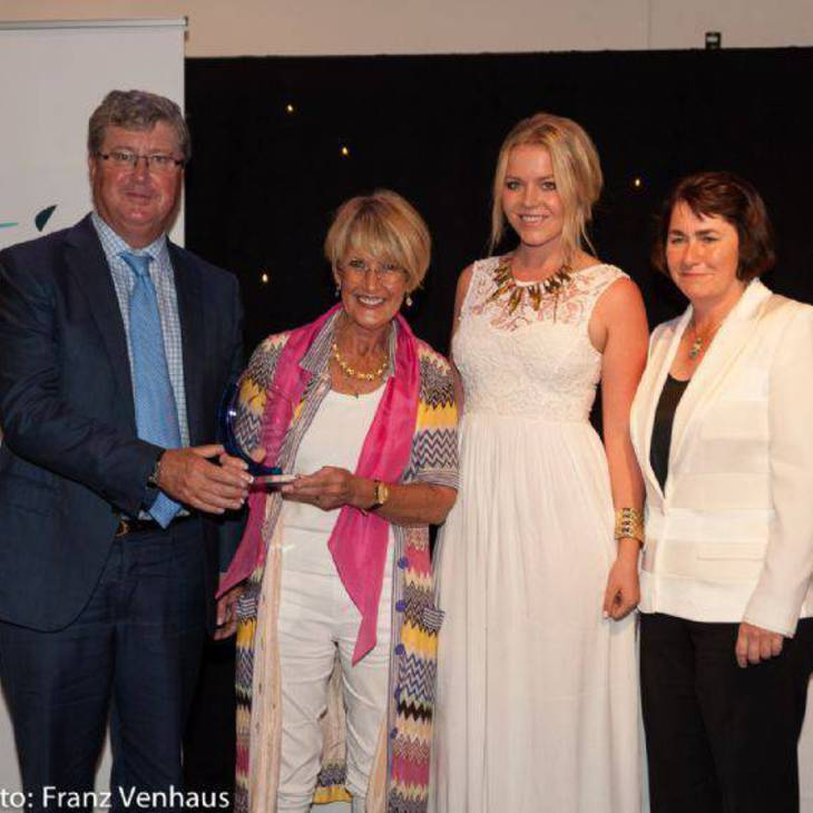 Greg, Katharine & Jane Farrell on EqNSW Awards Night