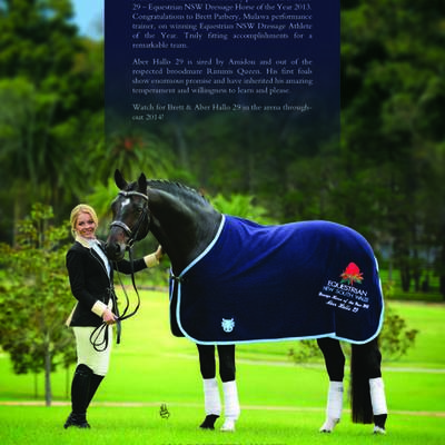 Equestrian NSW Dressage Awards