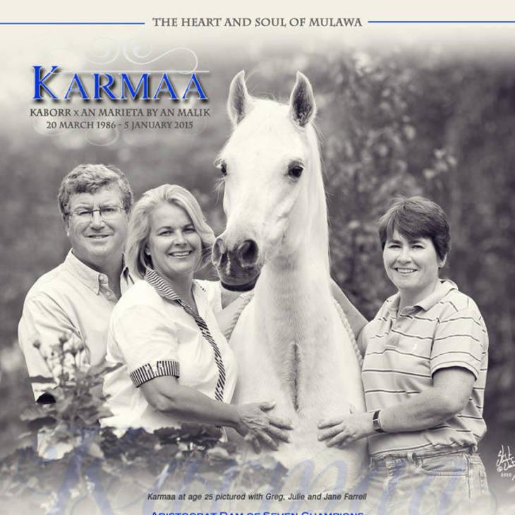 KARMAA | 1986-2015