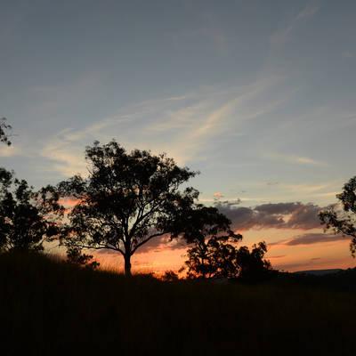 Sunrise at Alabama