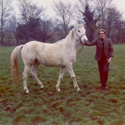 COSIMA with Lady Anne Lytton