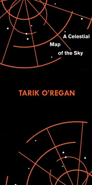 tarik oregan a celestial map of the sky