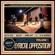 Lyrical Opposition : Lyrical Opposition: Compilation, Volume 1