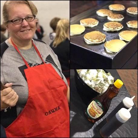 OAQHA Pancake Breakfast Fundraiser