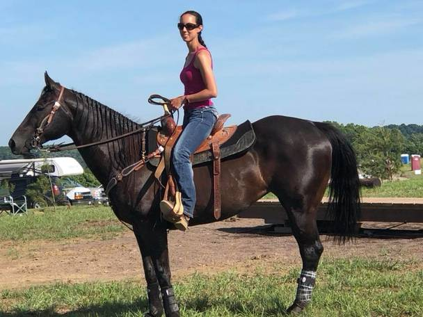 OQHA Trail Ride Kicks Off