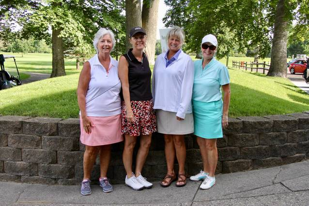 Foundation benefits big during 2018 Golf Outing