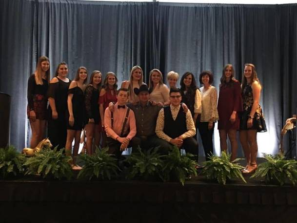 2018 Awards Banquet In the Books