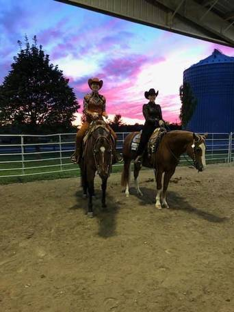 Fulton County Saddle Club Doubled Last Year's Show