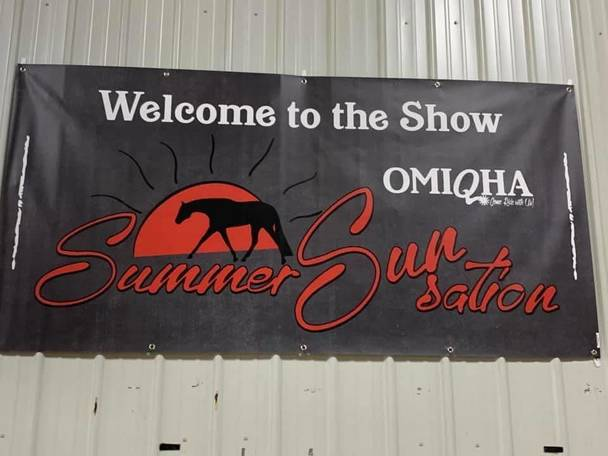 OMIQHA Summer SunSation was a HUGE show