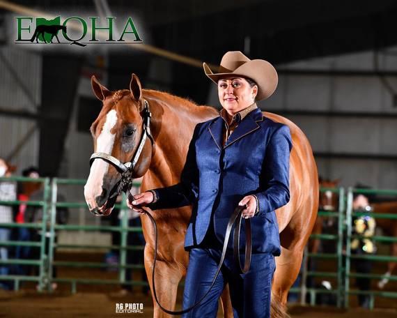 EOQHA April 24-25 Show Recap
