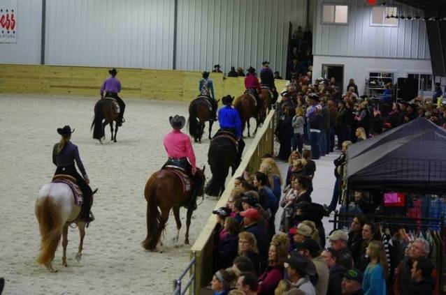 2015 The Madness presented by The Southern Ohio Quarter Horse Association