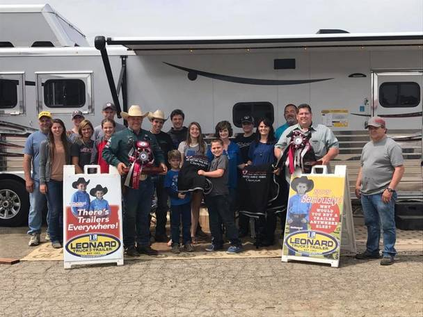 Buckeye Reining Series hosts largest show to date