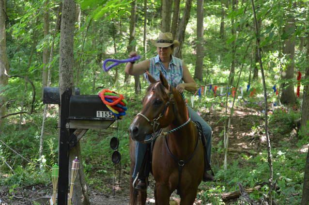 OQHA Trail Ride another success!