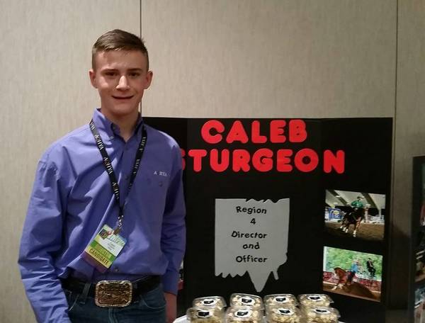Ohio Youth members elected to AQHYA office