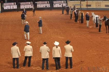 Judges Named for 2016 AQHA World Shows