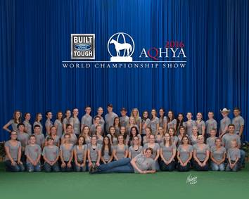 OQHYA's Roots Prove Strong at the AQHYA World Show