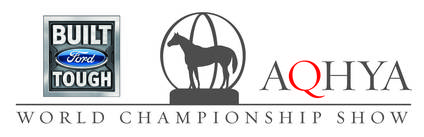 2017 AQHYA World Show Schedule Is Online