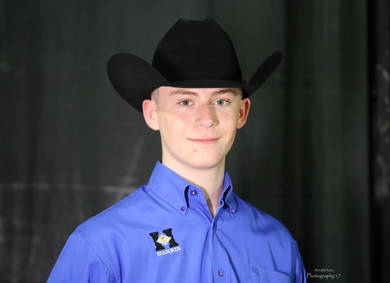 Caleb Sturgeon candidate for AQHYA Officer/Director position