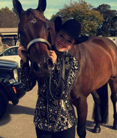 Ellexxah Maxwell running for AQHYA Officer/Director position