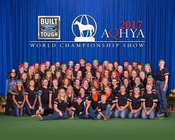 Ohio Youth snag honors during Ford Youth World Show