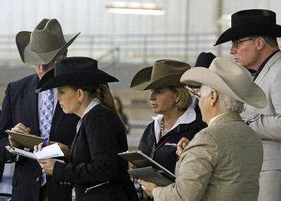 AQHA Level 1 Championship Judges Announced