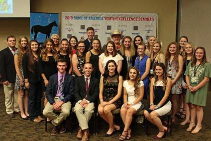 Ohio youth named AQHYA president
