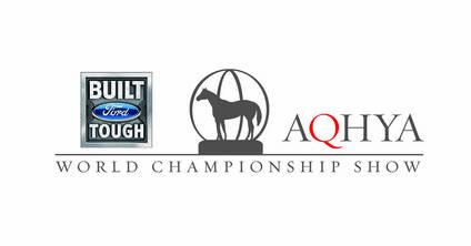 AQHYA WORLD CHAMPIONSHIP SHOW