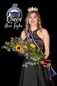 2019 OQHA Queen - Alexis Taylor