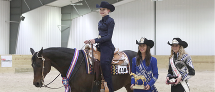 Go-To Place for AQHA Level 1 East Championships