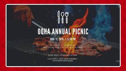 2019 OQHA Annual Picnic