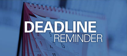 Deadline Reminder - OQHF Scholarship Applications Due