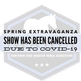 NOQHA Spring Extravaganza - CANCELLED