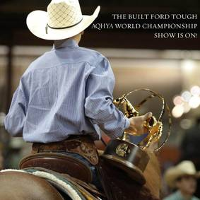 2020 Built Ford Tough AQHYA World Championship Show Update