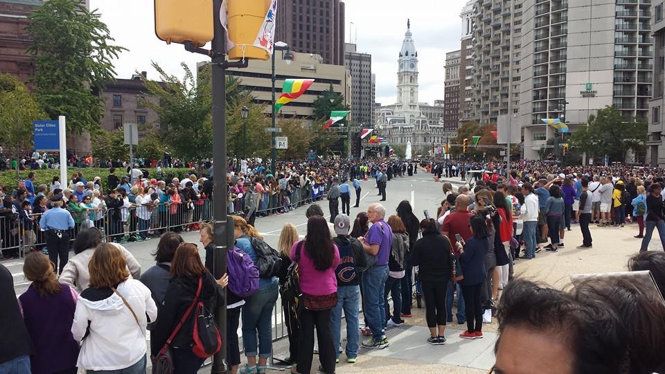 Osage Ballet group in Philadelphia for Festival performance