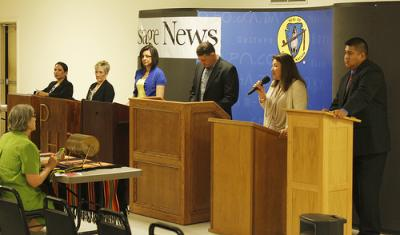 Osage News Political Debates to feature questions from tribal members
