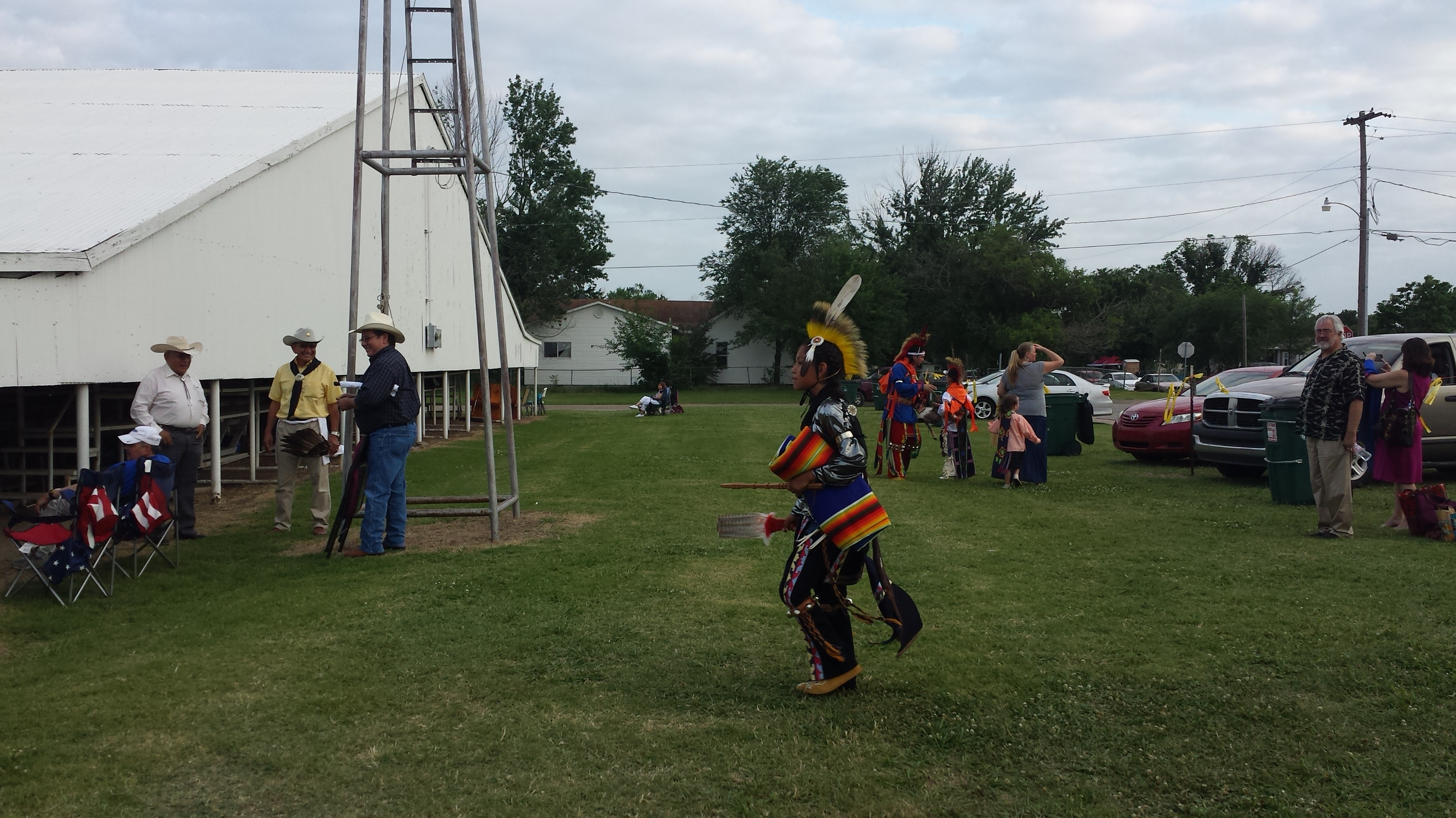 Osages to gather for Pawhuska In-Lon-Schka dances