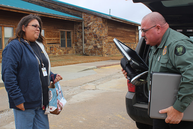 Refurbished computers bring Christmas cheer to the Osage