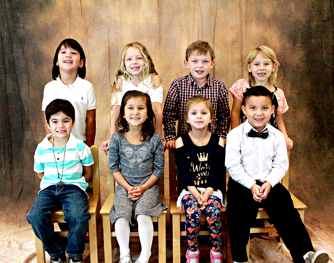 Osage Language Immersion School finishes second school year
