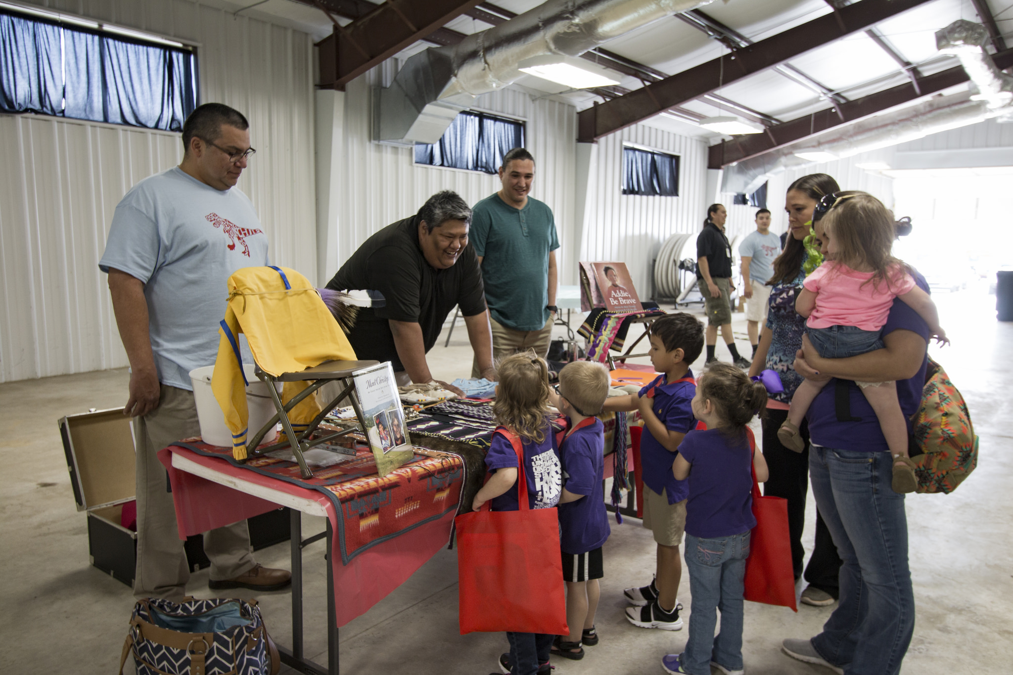Osage Nation celebrates Week of the Young Child