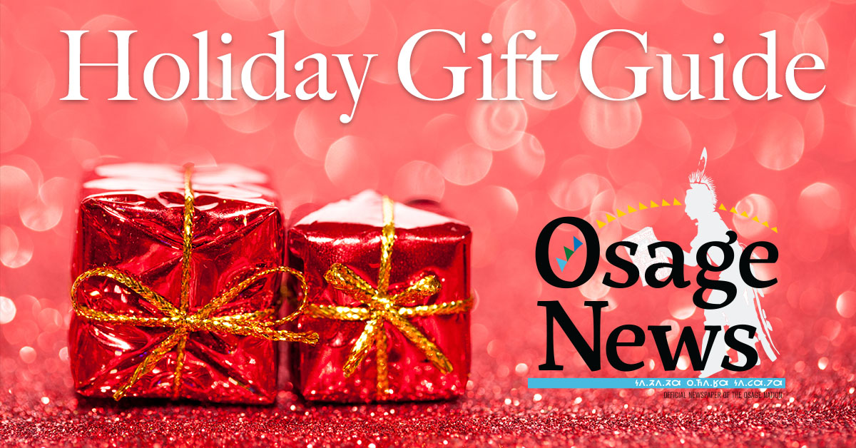 Osage News Holiday Gift Guide